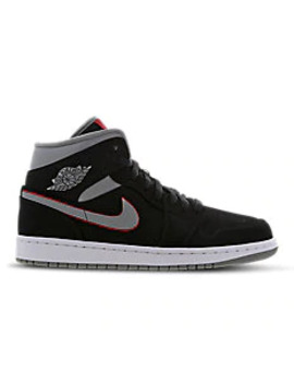 Jordan 1 Mid   Men Shoes by Jordan
