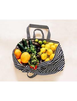 large-tote-bag-large-beach-bag-large-bag-market-bag-dyed-bag-blue-beach-bag-tote by etsy