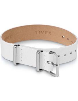 16mm-leather-slip-thru-single-layer-strap by timex