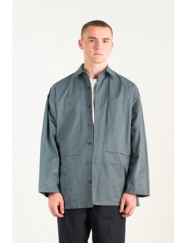 Menswear | Form Jacket, Teal by Olive