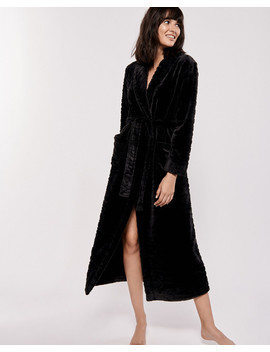Long Soft Robe by La Vie En Rose