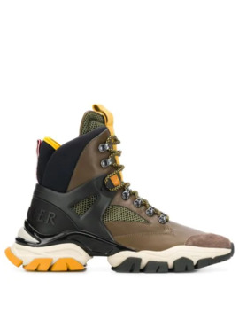 tristan-sneaker-boots by moncler