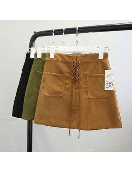 phantasy---minifalda-con-encaje by phantasy