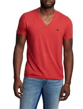 v-neck-t-shirt by true-religion-brand-jeans