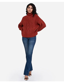 cable-knit-mock-neck-pullover-sweater by express