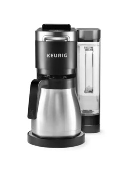 keurig-k-duo-plus-coffee-maker-with-single-serve-k-cup-pod-&-carafe-brewer by bed-bath-and-beyond