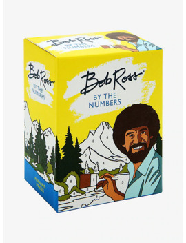 Bob Ross By The Numbers by Box Lunch
