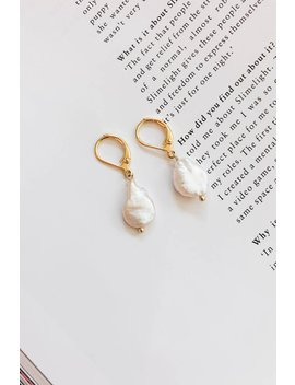 different-shapes-pearl-earrings by vergegirl