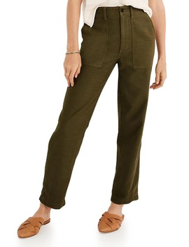 griff-fatigue-pants by madewell