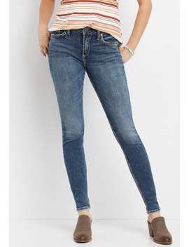 silver-jeans-co®-avery-high-rise-skinny-jean by maurices