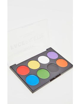 halloween-face-paints-palette by prettylittlething