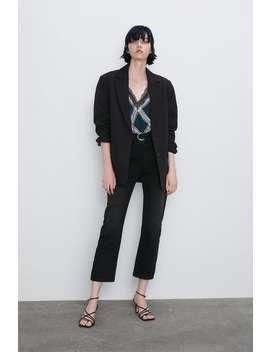 z1975-high-waist-jeans-straight-fitjeans-woman by zara