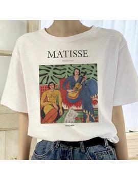 matisse-shirt,art-t-shirt,matisse-t-shirt by etsy