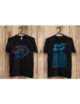 new-rare!!-vintage-daft-punk-alive-1997-tour-concert-logo-t-shirt-s-5xl by ebay-seller