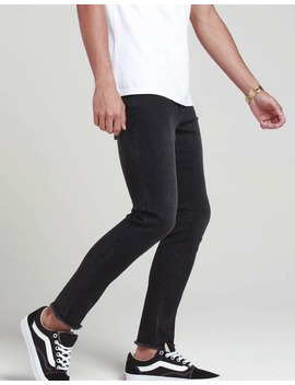 new-slaves-cropped-jean-black by new-slaves