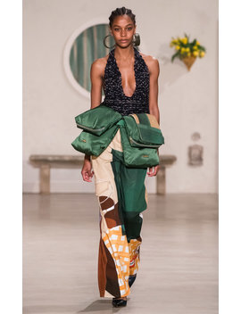 high-waisted-wide-leg-patchwork-cargo-pants by jacquemus