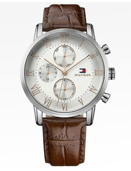 tommy-hilfiger-kane-watch-brown_white by tommy-hilfiger-watches