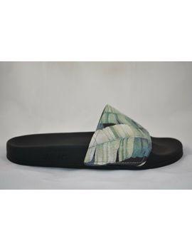 mens-slydes-palm-jungle-black-slides--rrp-£1999 by ebay-seller