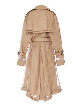 oversized-shell-trench-coat by maison-margiela
