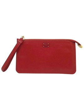 leather-clutch-bag by dolce-&-gabbana