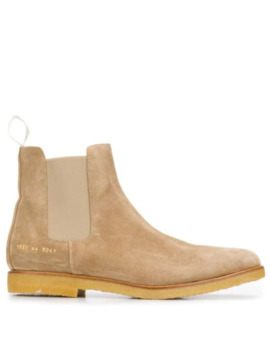 suede-chelsea-boot by common-projects