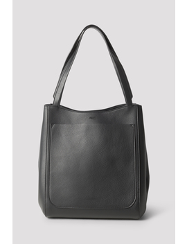 Shelby Bucket Leather Bag by Filippa K