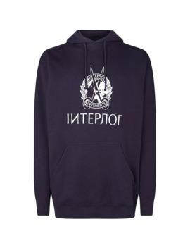 interpol-logo-hoodie by vetements