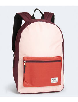 Colorblocked Backpack by Aeropostale