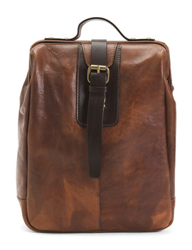 made-in-italy-leather-backpack by chiarugi