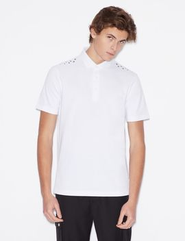 Short Sleeves Polo by Armani Exchange