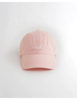 Icon Baseball Hat by Hollister