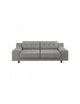 3 Seater Sofa Grey Wool 3 Seater Sofa by Hendricks                             Hendricks