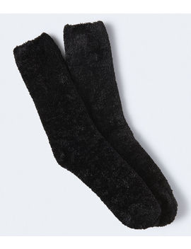 Seriously Soft Chenille Boot Socks by Aeropostale