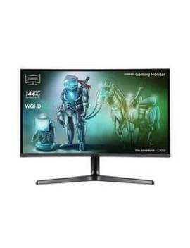 Samsung Cjg52 32 Inch 144 Hz Qhd Curved Gaming Monitor by Argos