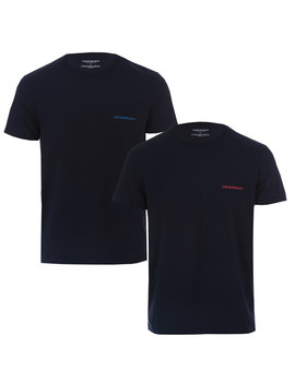Mens 2 Pack T Shirts by Armani