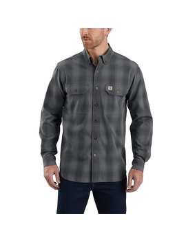 Fort Plaid Long Sleeve Shirt by Carhartt