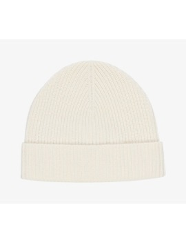 Off White Beanie by Suitsupply