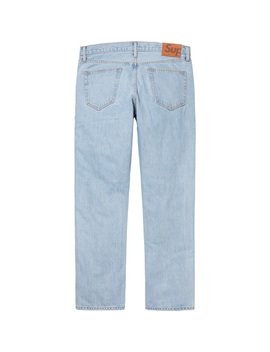 Stone Washed Slim Jean by Supreme