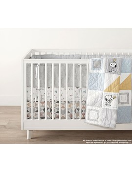 Peanuts® Baby Bedding by Pottery Barn Kids