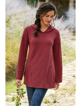 Warm & Cozy Pullover by Soft Surroundings