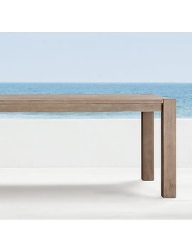 Parsons Dining Table by Restoration Hardware