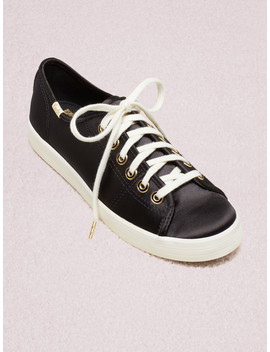 Keds X Kate Spade New York Kickstart Satin Sneakers by Kate Spade