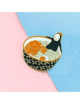 """Bathing In Ramen"" Pin by Aesthentials"