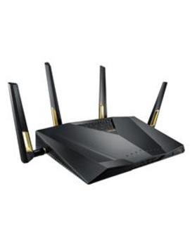 Asus Rt Ax88 U Ax6000 Dual Band 802.11ax Wi Fi 6 Router With Mu Mimo by Mwave