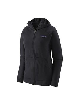 Patagonia Women's R1® Fleece Full Zip Hoody by Patagonia