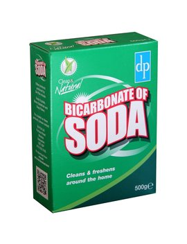 Clean & Natural Bicarbonate Of Soda   500g by Ethical Superstore
