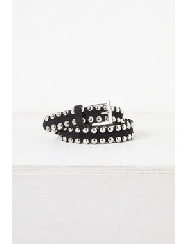 Oz Studded Belt by French Connection