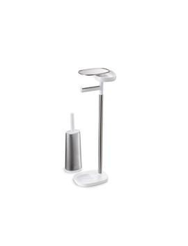 Easy Store™ Plus Standing Toilet Paper Holder by Joseph Joseph
