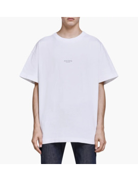 Garment Dyed T Shirt by Acne Studios