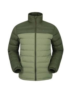 Vista Mens Padded Jacket by Mountain Warehouse
